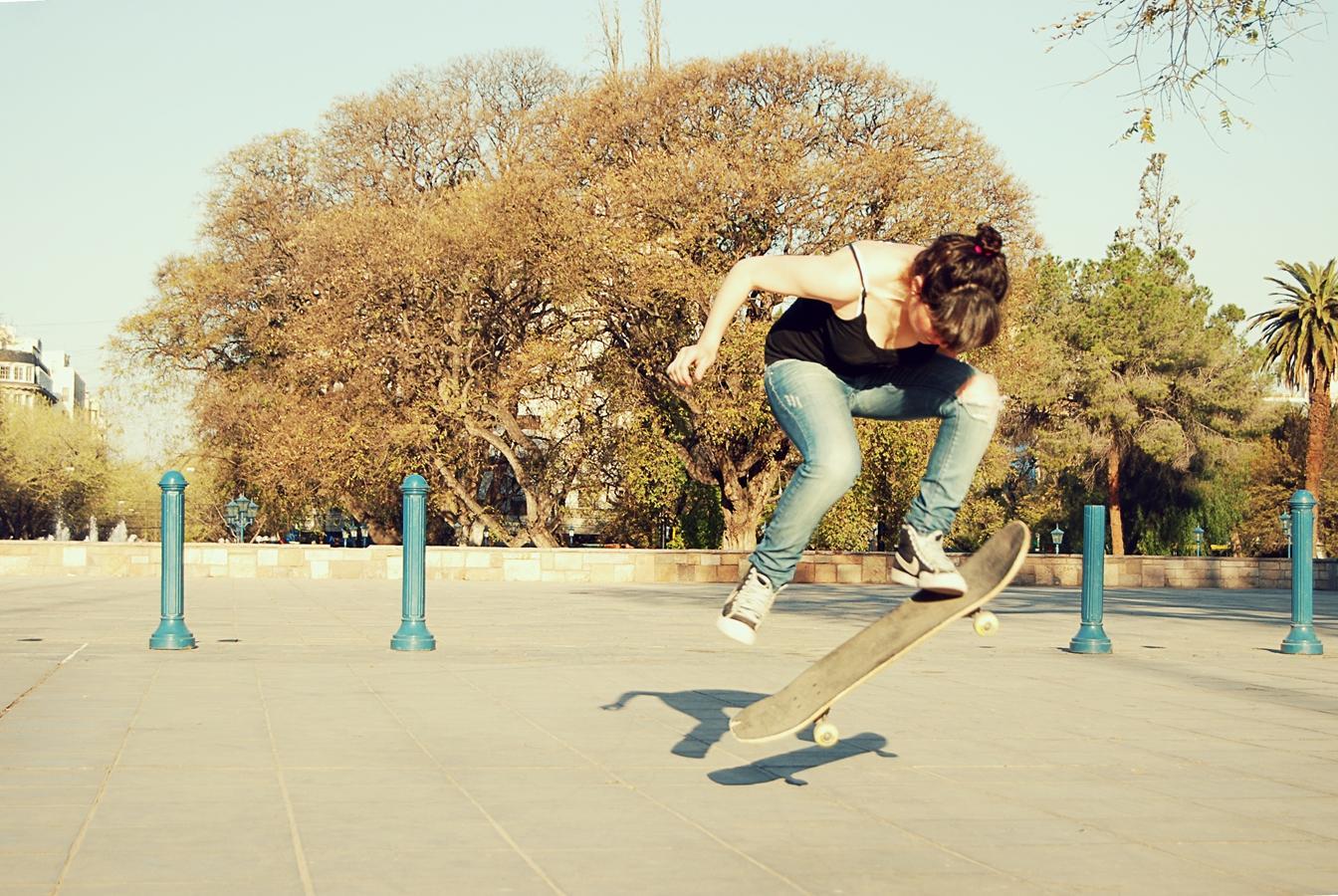 Chicas al Skate! | Skate