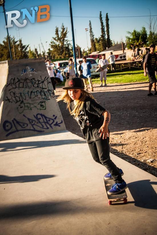 Las chicas patinan duro! - Así fue el Girls Assault en Mendoza | Skate