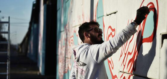 Proyecto Puente: Córdoba se viste de Street Art