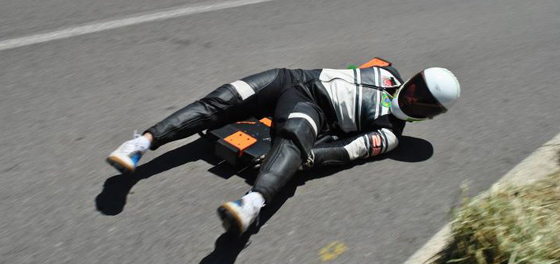 Street Luge: La velocidad al ras del suelo