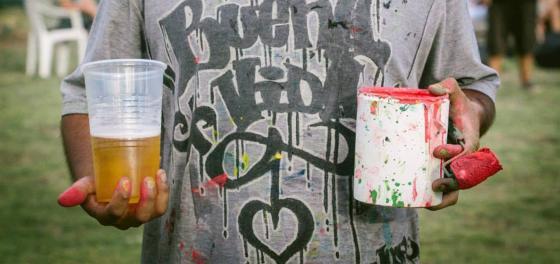 Arte Emergente en la Ciudad Divergente