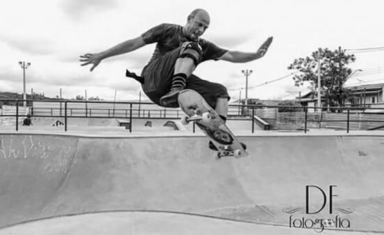 Adiós a Fabinho Break, la comunidad skater brasilera de luto