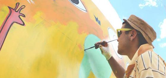 Esteban Luques, artista polifacético