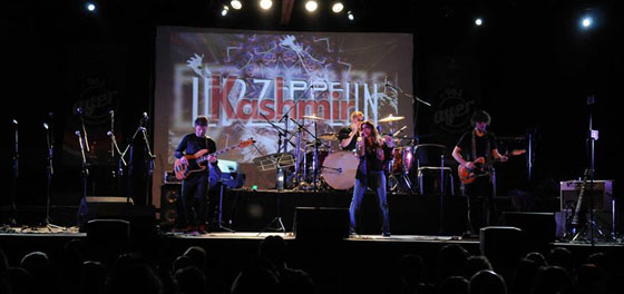 Experiencia Kashmir - Tributo a Led Zeppelin