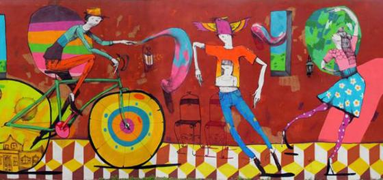El arte urbano va a Muropolizar Mendoza
