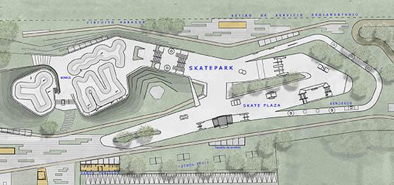 El parque urbano más completo de Sudamérica sigue su proceso. Mirá los planos: