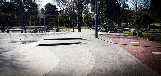 Nuevas pistas construidas en Godoy Cruz ¿Vos que opinás?