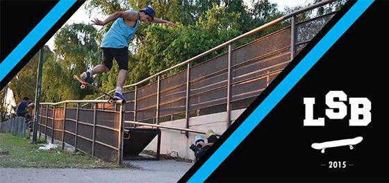 Arranca la Liga Skate de Barrio 2015 en Córdoba