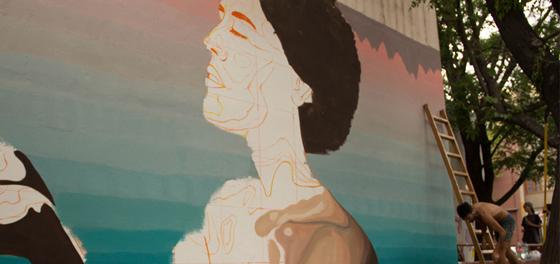 Así fue Murópolis - Cuando pintás en la calle pasan cosas