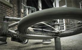 ¿Puede el BMX ser un instrumento musical?