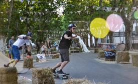 Se viene el Bosque Plain en La Plata - Último boardercross del año
