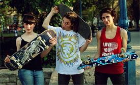 Chicas al Skate!