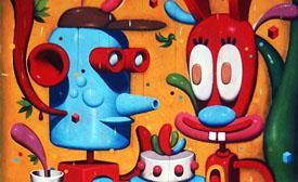 Diego Stigliano, Artista Rock & Board