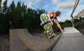 Naturaleza y Skate en Mendoza
