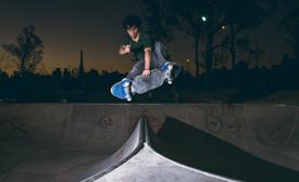Encuentro de Streetboarding en Córdoba - Parque Sarmiento