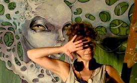 Georgina Ciotti, una de las grandes presencias que tendrá el festival MUROPOLIS