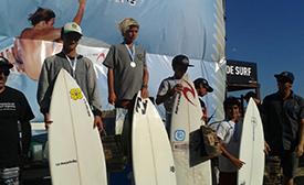 Feliciano Jimenez se quedó con el primer puesto en MDQ