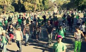 Green Day 2015 - A patear por el Medio Ambiente