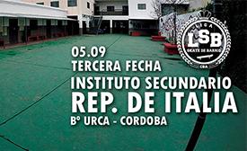 Tercera Fecha de la Liga Skate de Barrio en Córdoba