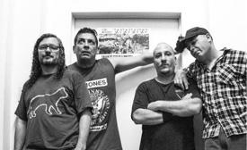 Loquero y su punk rock llegan a Mendoza