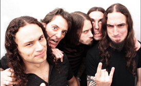 Mastifal en vivo en el Mendoza Metal Fest 2015
