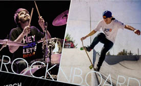 Remeras Rock N´Board 2013