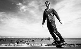 OneWheel: El skate de una rueda como medio de transporte