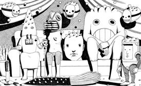 Entrevista a Pedro Mancini - Cómics entre el realismo y el delirio