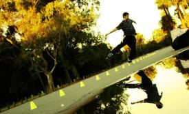 Splashin' My Style - Skate or die!