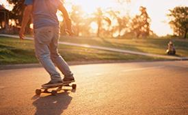 Longboardazo: por una bajada segura