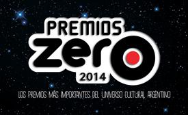 Premios Zero 2014, mirá quienes son los nominados: