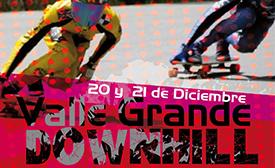 Se viene una nueva gran competencia de longboard en Mendoza, se viene Valle Grande Downhill