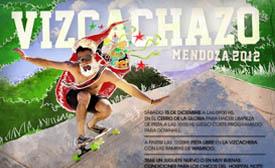 Vizcachazo 2012 - Longboard Solidario