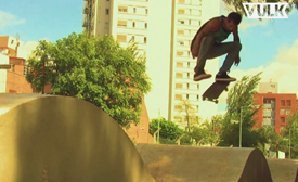 Vulk´s Skate Friend - Video de Marcos Chami Laprebendere