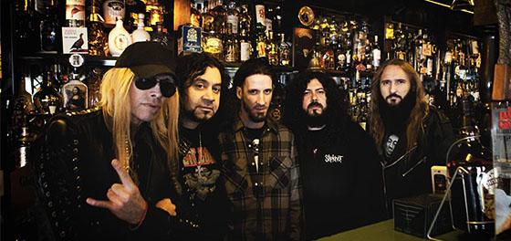 Tren Loco - La vieja escuela del metal llega a Mendoza